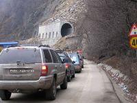 A treia banda, reversibila, pe Valea Oltului. Rus: Ar putea usura circulatia pana la finalizarea autostrazii