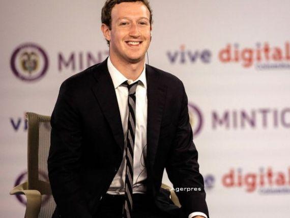 Cu cât îl plătește Facebook pe Mark Zuckerberg. Compensația a crescut cu peste 50%, pe fondul costurilor mai ridicate cu securitatea personală