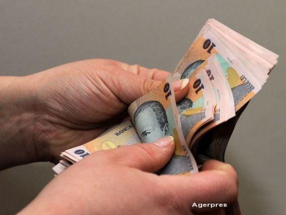 Salariile bugetarilor cresc cu pana la 20%, din august. Baza de calcul va fi salariul minim pe economie, care se majoreaza la 1.250 lei, de la 1 mai