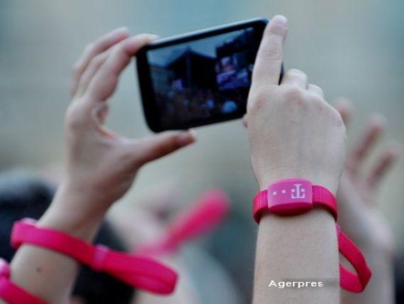 Telekom Romania anunta venituri in scadere pe primul trimestru din 2015, dar numar de clienti in crestere