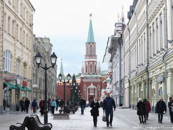 Economia Rusiei a intrat in recesiune, prima de dupa 2009