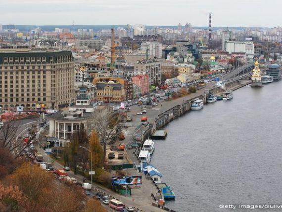 FMI: Ucraina nu va putea utiliza rezervele bancii sale centrale pentru a-si plati creditorii privati