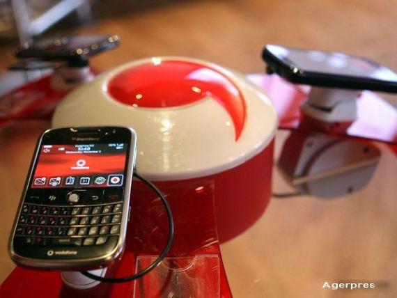 Vodafone Romania anunta venituri din servicii mai mici cu 6,7%, ca urmare a scaderii tarifelor de terminare. Consumul de date, cu 75% mai mare