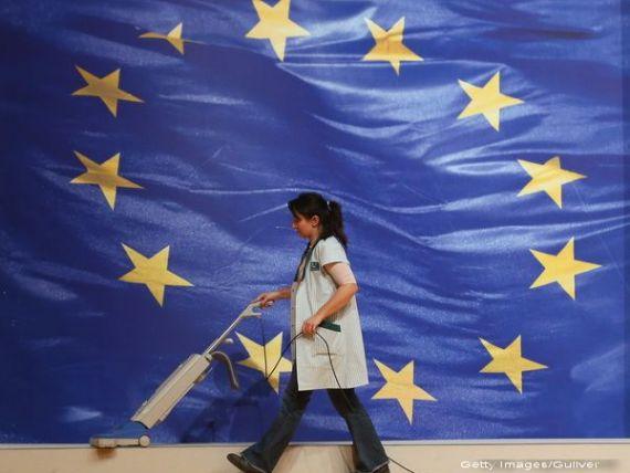 Seful Parlamentului European avertizeaza in legatura cu pericolul destramarii UE