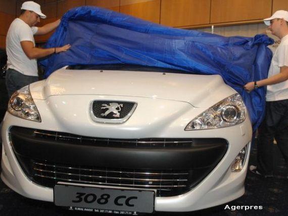 Salariatii PSA Peugeot Citroen vor primi bonus de 2.000 euro gratie revenirii pe profit a grupului. Acum doi ani compania s-a aflat pe marginea falimentului