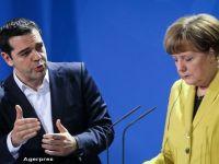 "Grecia, retrogradata la ""CCC"". S&P: In lipsa unui acord cu creditorii, va intra in incapacitate de plata. Tsipras: Europenii au inteles ca ""trebuie o solutie viabila"" pentru Atena"