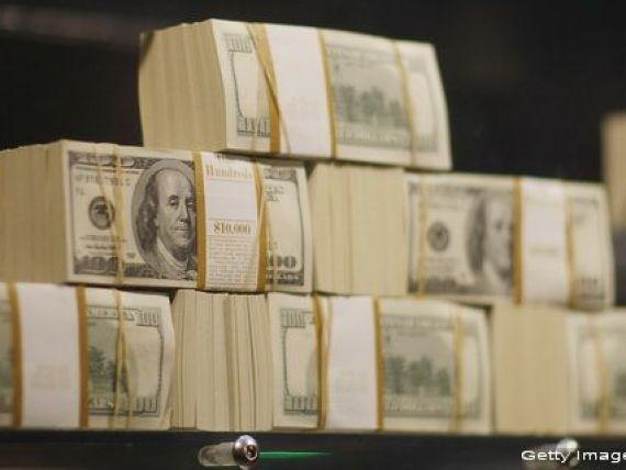 UBS: activele bancilor centrale si fondurilor suverane de investitii se vor diminua cu 1.200 miliarde dolari pana la finele anului