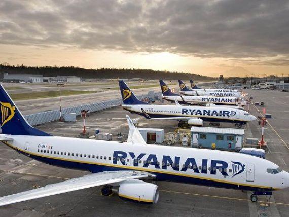 Cea mai mare grevă de la Ryanair va afecta peste 50.000 de clienți. Operatorul low-cost anulează 300 de zboruri zilnic, pe 25 si 26 iulie