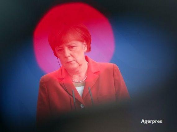 Angela Merkel este cea mai puternica femeie din lume, pentru al cincilea an consecutiv. Forbes: Este cel mai experimentat oficial in functie al UE