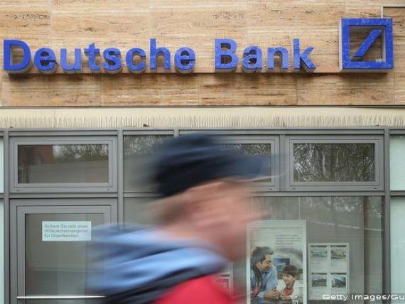 Deutsche Bank, cea mai mare banca din Europa, renunta la activitatile din Rusia - surse