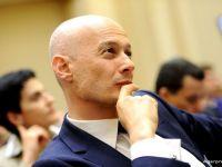 Viceguvernatorul BNR Bogdan Olteanu, retinut de DNA. Fostul sef al Camerei Deputatilor ar fi solicitat si primit 1 mil. euro si sprijin electoral de la Sorin Ovidiu Vintu. Reactia BNR