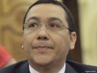 Ponta: Nu mai avem datorii la FMI, eventual facem un acord preventiv