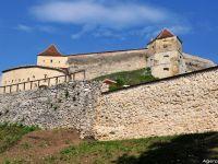 Conde Nast Traveller: Cetatea Rasnov, printre cele mai frumoase 10 castele din lume care merita vizitate iarna