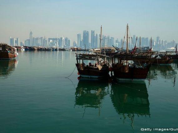 Qatarul, statul cu cea mai ridicata densitate de milionari, in fata primului deficit bugetar din ultimii 15 ani. Cu toate acestea, isi schimba metroul si ridica un nou oras