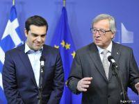 Acces de furie al sefului executivului UE, Juncker. De ce il acuza pe Tsipras. SUA cer Greciei sa evite scufundarea economiei mondiale in incertitudine. Investitorii vand masiv obligatiuni si actiuni elene