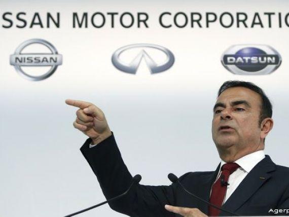 Carlos Ghosn a ascuns o parte din compensaţia sa de la Nissan, de teamă să nu fie concediat de la Renault