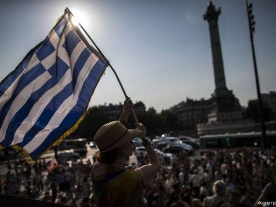 Problemele Greciei nu vor disparea nici in urmatorii ani. In 2020, datoria tarii va ajunge la 150% din PIB
