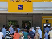Bancile din Grecia nu se deschid saptamana aceasta. Marii deponentii risca sa piarda 30% din banii pe care ii au in conturi