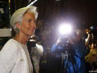 """Lagarde, FMI: Am """"speranta"""" ca Europa va accepta relaxarea datoriei Greciei. Germania, impotriva stergerii acesteia"""