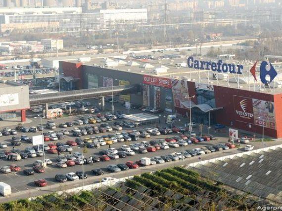 Carrefour cesioneaza trei magazine din Braila, pentru a respecta legea privind concurenta, in vederea preluarii retelei Billa