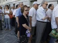 BCE: Nu se mai pune problema restructurarii datoriei Greciei, ci cum va fi realizata. Cati bani mai sunt in banci. Valoarea depozitelor, la cel mai mic nivel din 2003