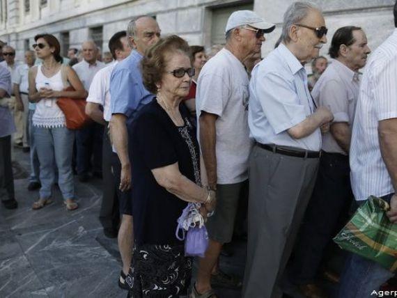 Grecia a majorat limitele pentru tranzactiile peste hotare. Un prim pas spre relaxarea controalelor asupra miscarilor de capital