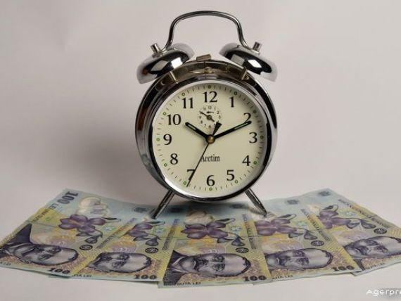 Leul continua sa se deprecieze in fata monedei unice
