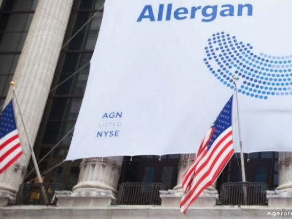 Teva cumpara Allergan pentru 40,5 mld. dolari si intra in top 10 cele mai mari companii farmaceutice din lume