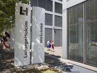 LafargeHolcim, rezultate trimestriale sub asteptari: profitul operational a scazut cu 16,1%, iar cifra de afaceri, cu 8,7%