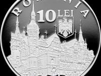 BNR a lansat mai multe monede, in circuitul numismatic, la implinirea a 140 de ani de la inceperea constructiei Castelului Peles. Ce valoare au si cum arata. FOTO