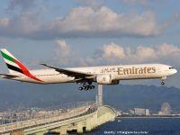 Cel mai lung zbor non-stop din lume. Ruta pe care Emirates vrea sa stabileasca un nou record de distanta, in februarie 2016