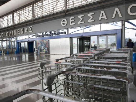Germanii au cumparat 14 dintre aeroporturile Greciei pentru 1,23 mld. euro