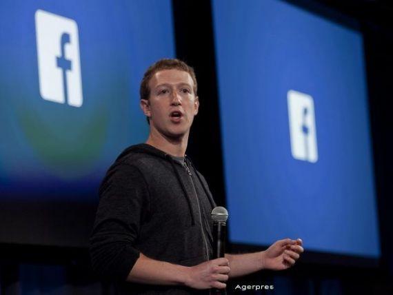 Facebook s-a prăbușit. Acțiunile companiei au înregistrat cea mai mare scădere de după listarea la bursă. Zuckerberg pierde 16 mld. dolari din avere