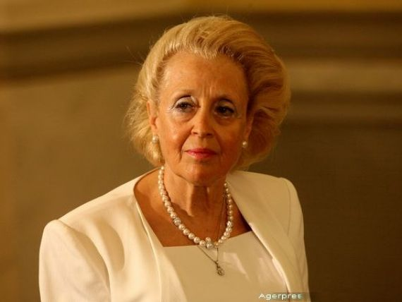 Prima femeie premier in Grecia. Presedinta Curtii Supreme, numita prim-ministru interimar pana la alegerile anticipate