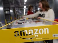 Amazon îngroapă comerțul tradițional. Gigantul american vrea să lanseze un serviciu de livrare a produselor alimentare, în Franța
