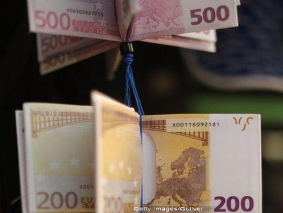 Masuri extreme de relansare a economiei in zona euro. BCE ar putea sa plateasca bancile ca sa acorde mai multe credite