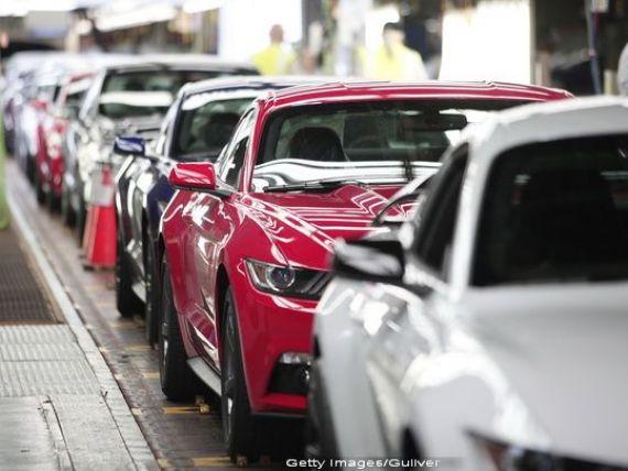 Ford vrea sa exporte in Europa de Est masinile produse in Rusia