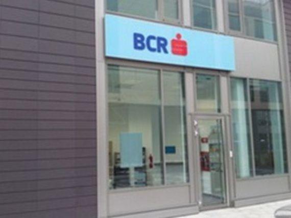 BCR raportează un profit net de aproape 499 milioane lei în primul semestru, după pierderi în 2019