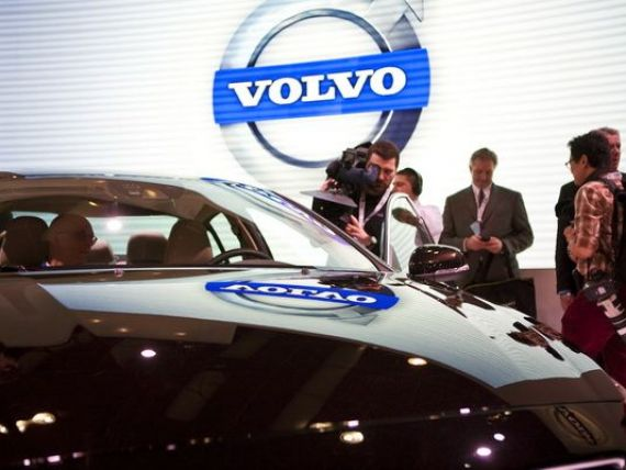 Volvo lanseaza masina care sa concureze cu BMW, Mercedes si Audi:  S90 va fi testul suprem