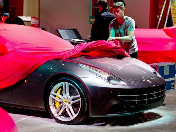 Actiunile Fiat Chrysler, in crestere dupa dezvaluirea intervalului de pret pentru IPO de la Ferrari. La ce avere ajunge Piero Ferrari