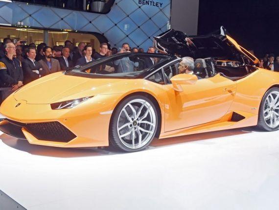 Lamborghini, Lancia si Ferrari, pe lista masinilor rare si scumpe care au intrat in garajele romanilor in primele 11 luni