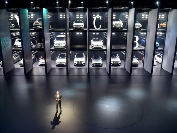 Modelul electric Smart al celor de la Daimler va fi echipat cu motoare fabricate de Renault