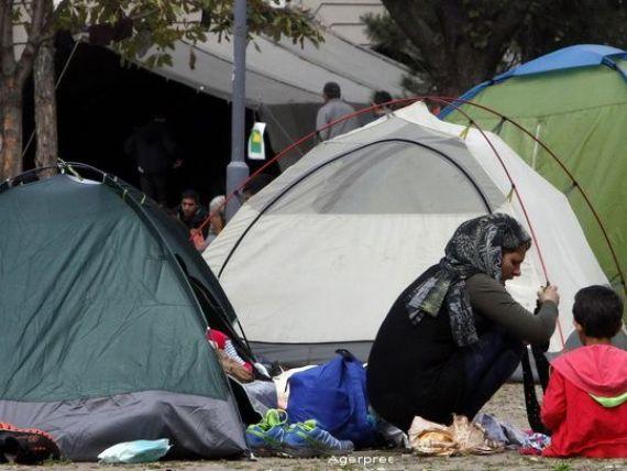 Criza refugiatilor in Europa risca sa creeze o noua generatie de copii apatrizi