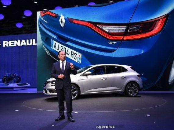 Ghosn, Renault: Scandalul Volkswagen ridica problema increderii la toti producatorii auto. Multi din interiorul VW stiau probabil despre intentia de a falsifica datele