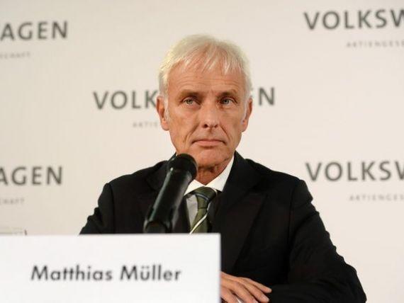 Volkswagen își plătește directorul general cu peste 10 mil. euro, după dublarea profitului, anul trecut