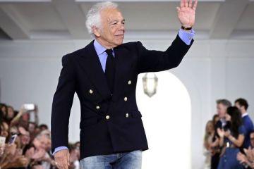 Ralph Lauren se retrage din postul de director executiv al casei sale de moda, dupa o jumatate de secol. Brandul valoreaza 7,6 mld. dolari