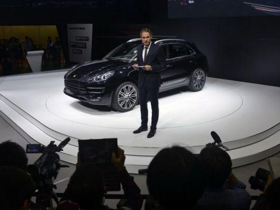 Oliver Blume, noul sef al Porsche