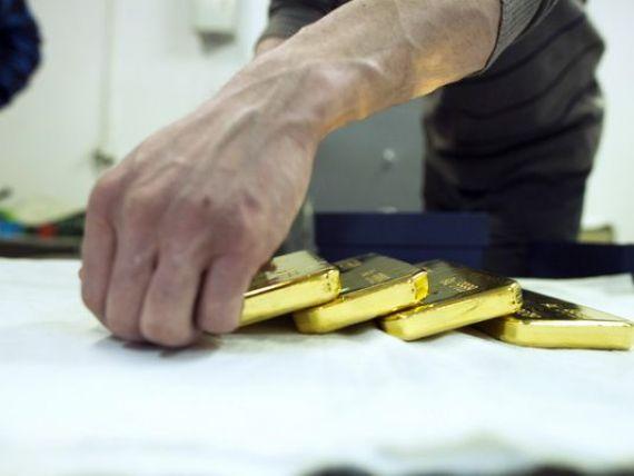 Bundesbank a repatriat anul trecut 210 tone de aur depozitate peste hotare. Povestea rezervei Germaniei, a doua cea mai mare din lume