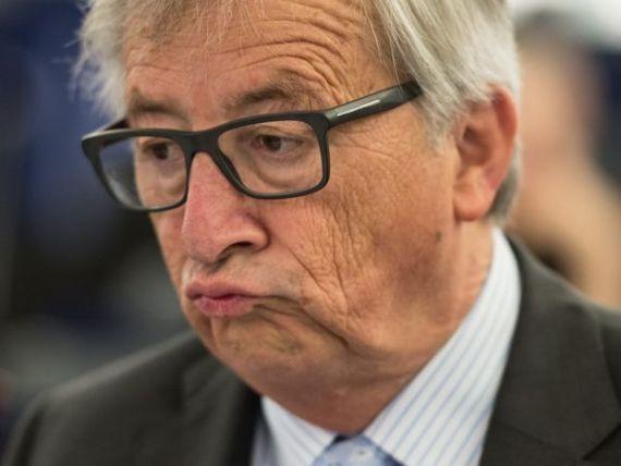 Juncker avertizeaza ca ar putea fi reduse fondurile europene pentru statele care refuza sa gazduiasca refugiati
