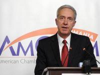 Ambasadorul SUA: Romania trebuie sa rupa cercul influentei politice asupra deciziilor economice. Reactia premierului Ponta